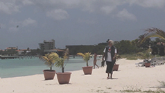 Documentary (beach scene)